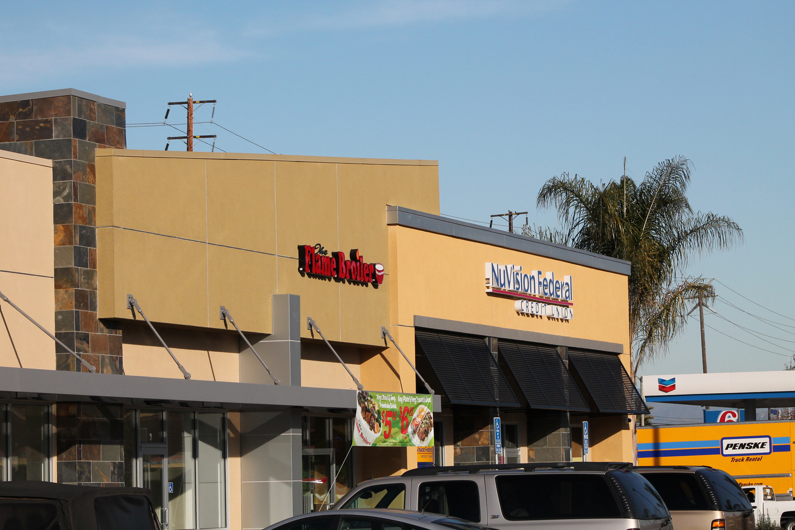 Harbor Mesa Shopping Center, Costa Mesa, CA - Commerce Realty