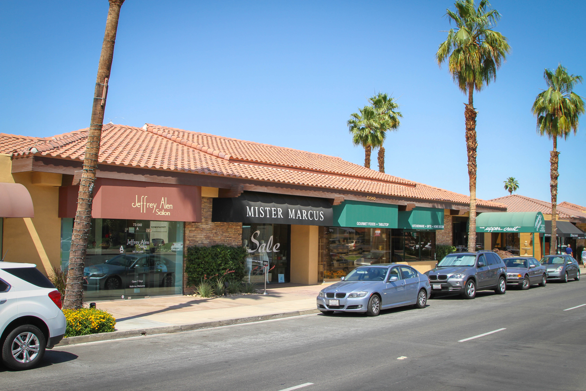 The shops on el paseo palm desert ca commerce realty for Shopping in palm springs ca